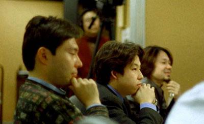 D1:鈴木健、井庭崇、鈴木謙介