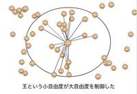 図:私的所有の生物学的起源