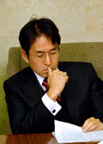 E1:白田秀彰